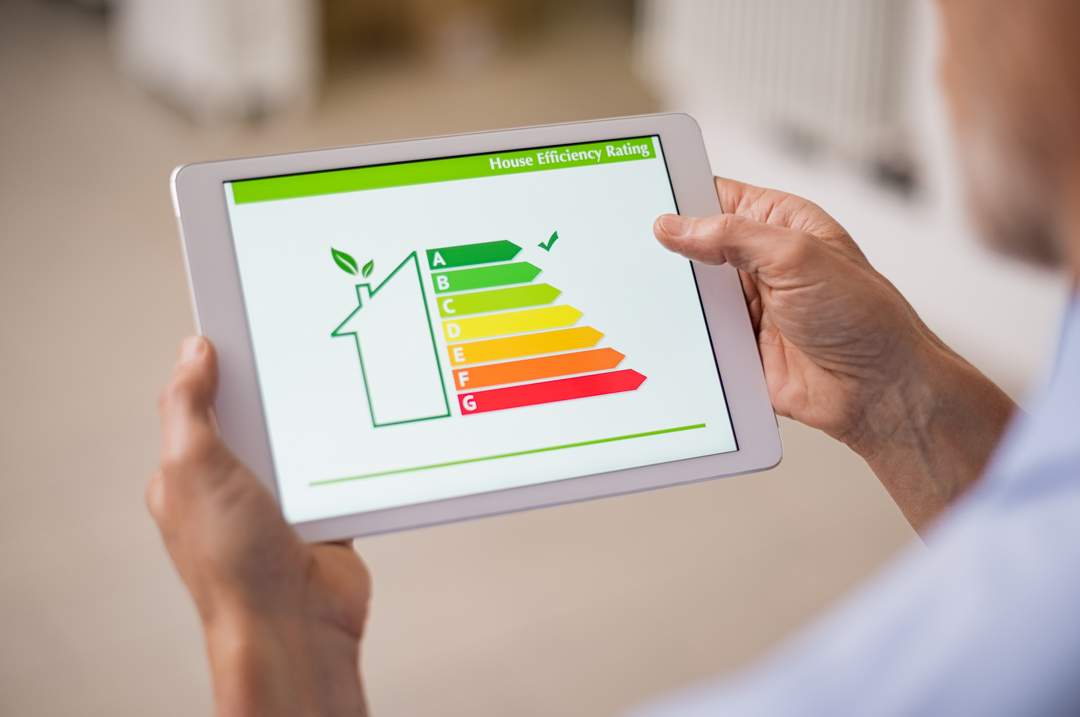 Energy efficiency house rating
