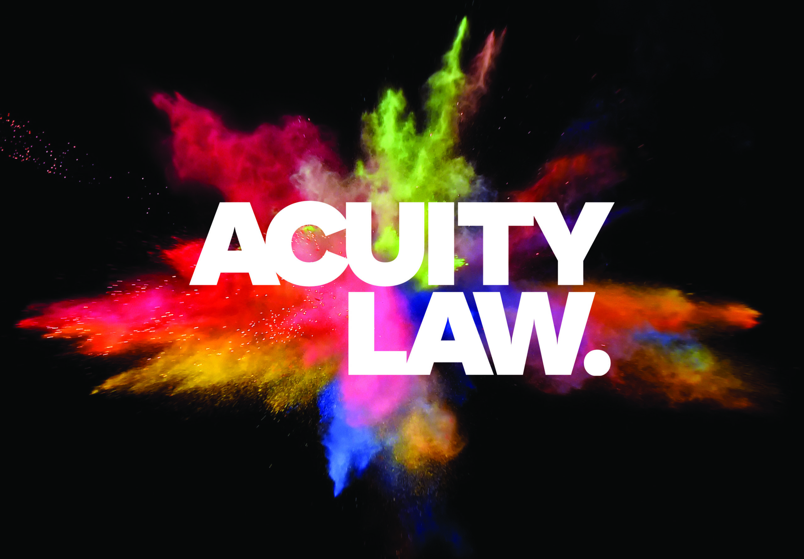 Acuity Law colourful logo