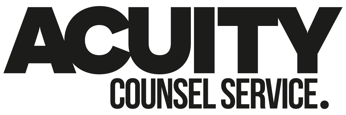 Acuity Counsel Service Logo