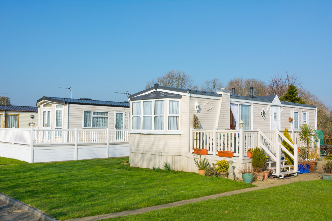 Chalets & Caravans, luxury holiday homes