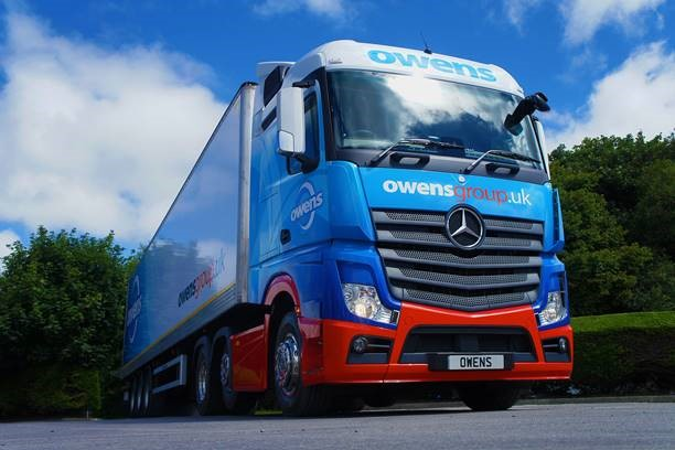 Owens Group truck