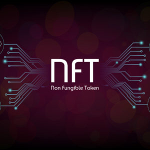 non fungible tokens infographics